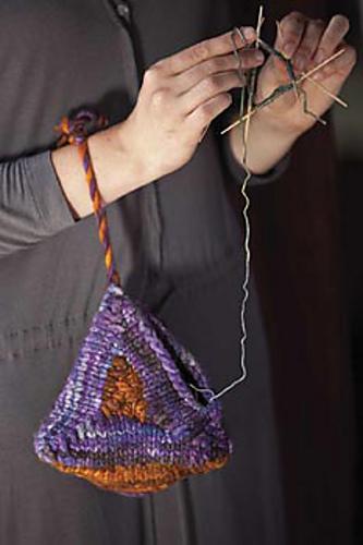 Ravelry Knitting Bags With Knittingdaily 6 Free Knitting Bag