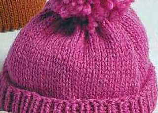 Ravelry Easy Knitted Hat Pattern By Ann Budd