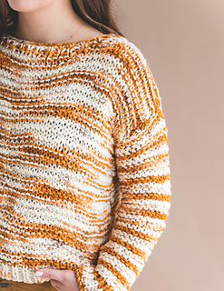 a11790d33 Ravelry  Hand Dyed Simple Sweater pattern by Ashleigh Kiser