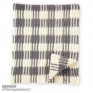 Bernat Pop Yarn Crochet Patterns Blanket