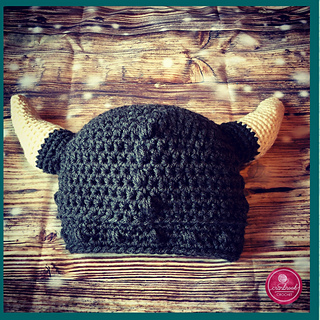 Ravelry  Viking Hat pattern by Shari Reid 7a4f0e7b197