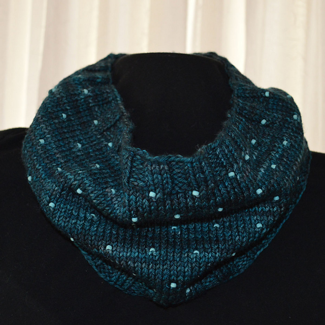 raindance knit cowl