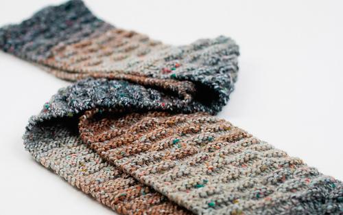 Ravelry: The Stone Scarf pattern by Davina Choy