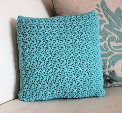 Crochet A Pillow Cover Pattern: Ravelry  Crochet Tutorial   Reversible Pillow Cover pattern by    ,