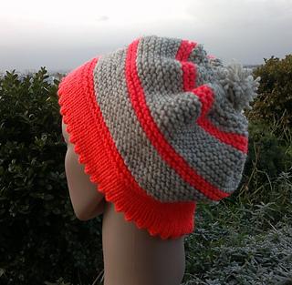 Ravelry  That neon ski hat pattern by Christine Roy b4ba05ab57e
