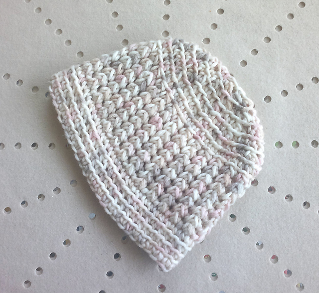 patterns   Christine Chazot s Ravelry Store.   That one skein chunky hat 2c006d834f3