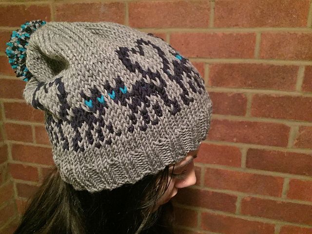 Ravelry: Love Cats on a Hat pattern by Sylvia Leake