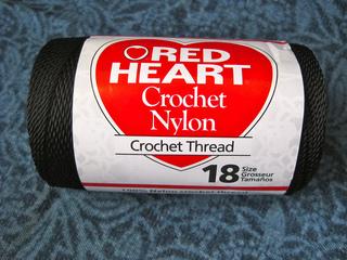 Ravelry Red Heart Crochet Nylon Size 18