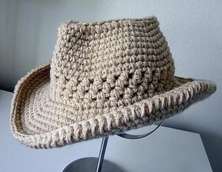 Ravelry Cowboy Hat Crochet Pattern Pattern By Rebecca Smit