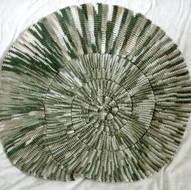 Ravelry Spiral Afghan Pattern By Margaret Zellner