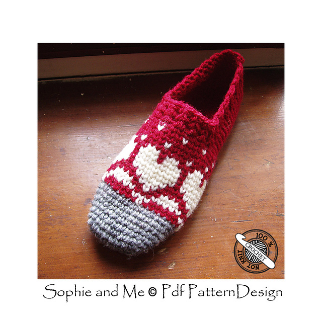 Ravelry: COLLECTION - Slippers - Shoes - Socks
