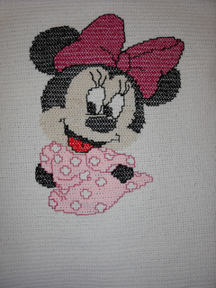 Ravelry Charactercrochets Minnie Mouse Character Blanket