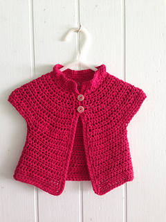 Ravelry Azalea Baby Cardigan Pattern By Amy H Aymond