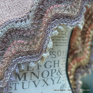 Ravelry ch le la dor e pattern by spirou bobine for Spirou bobine