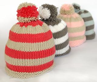 Ravelry  Easy baby bobble hat pattern by Sproglets Kits 9f5102c0bc1