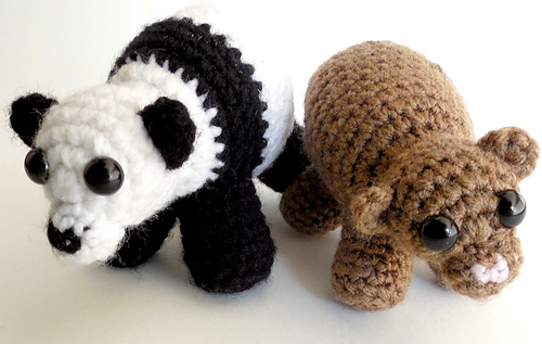 Amigurumi Mini Bear : Ravelry: Mini Bear Amigurumi/Plush Toy pattern by ...