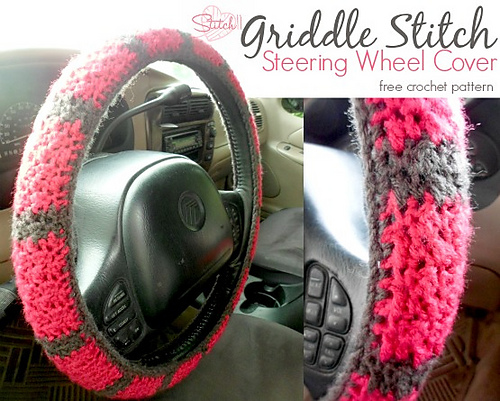 Ravelry Steering Wheel Cover Pattern By Corina Gray