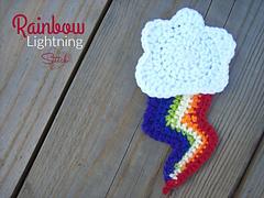 Rainbow_lightning_-_free_applique_crochet_pattern_small