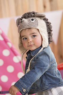 Ravelry  Spike the Hedgehog Hat pattern by Brenda K. B. Anderson 355e0a28704