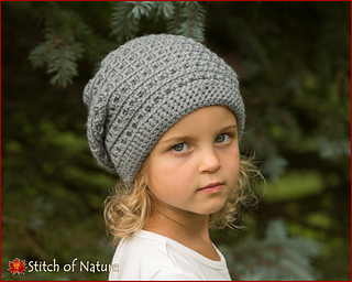 3437ee5dded Ravelry  The Cooper Slouchy Hat pattern by Jenia Daugherty
