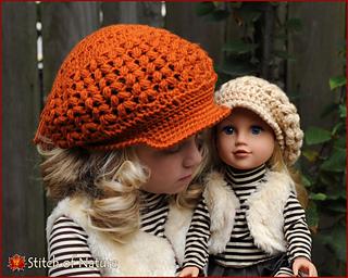 Ravelry  The Madison Newsboy Hat pattern by Jenia Daugherty 1bd8277e2c14