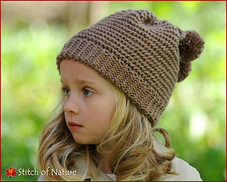 9891d750314 Ravelry  The Canyon Beanie pattern by Jenia Daugherty