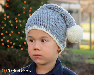 ed6b38d3c7b Ravelry  The Polaris Stocking Hat pattern by Jenia Daugherty