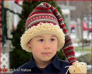 f0faf054b02 Ravelry  The Snowland Stocking Hat pattern by Jenia Daugherty