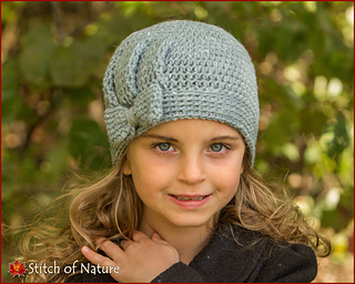 079a5664d69 Ravelry  The Vienna Vintage Hat pattern by Jenia Daugherty