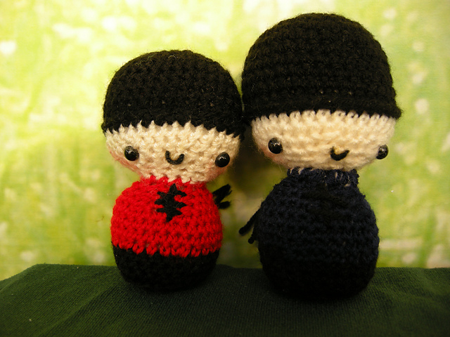 Amigurumi Kokeshi Doll Pattern : Ravelry: amigurumi chinese boy kokeshi doll pattern pattern by