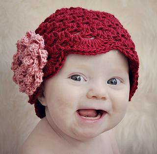 7690c13652f Ravelry  Be My Valentine Hat pattern by Bonnie Potter