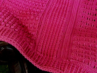 Ravelry Skerin Aran In Crochet Pattern By Susan Kerin