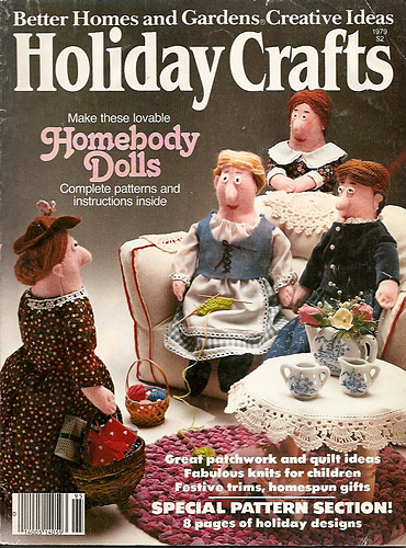 Ravelry: Better Homes and Gardens Creative Ideas Holiday Crafts 1979 ...