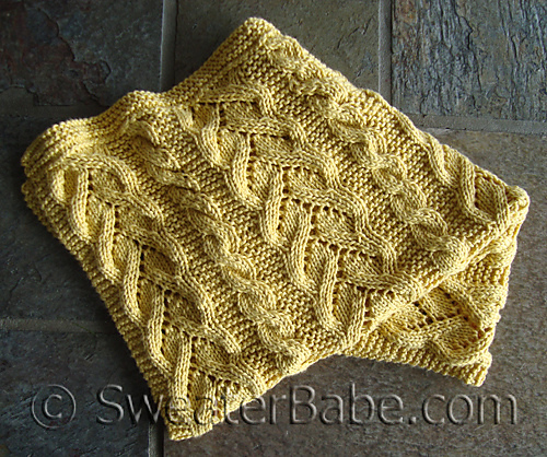 Ravelry Eb0003 3 Best Selling Blanket Knitting Patterns From