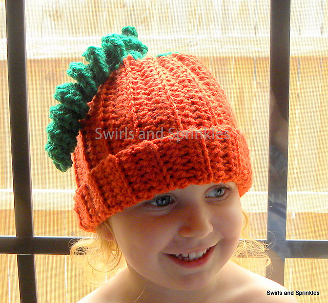 Ravelry Adult Crochet Pumpkin Hat Pattern By Becky Ferris