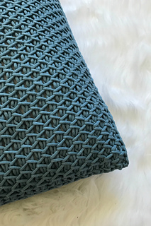 Ravelry Cottage Throw Pillow Tunisian Crochet Pattern By Toni Lipsey