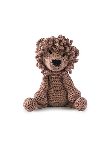 Ravelry Rufus The Lion Pattern By Kerry Lord