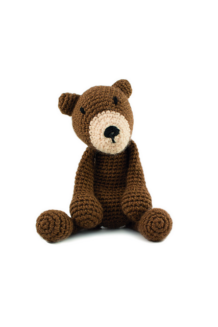 Ravelry Penelope The Bear Pattern By Kerry Lord