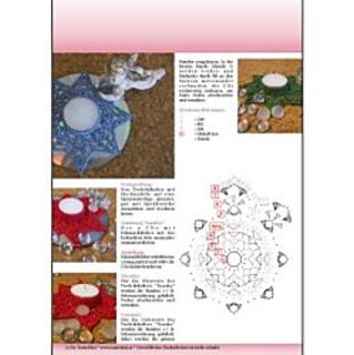 Ravelry Häkeln 7 Teelichthalter Sterne Pattern By Martina Lackner