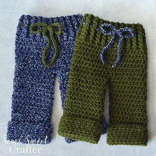 Ravelry Newborn Pants Pattern By Tasia Bruderer