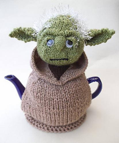 Ravelry: Yoda Tea Cosy pattern by Susan Cowper