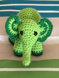 Ravelry: Meimei Baby Elephant pattern by Dedri Uys