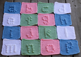 Ravelry Lower Case Alphabet Pattern By Marilyn Sehn
