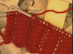 Free_knitting_pattern_vintage_style_lace_scarf_no_music_0001_small