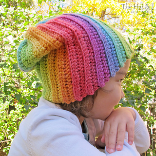 cf0bc648e81 Ravelry  Lollipop Swirl pattern by Marken of The Hat   I