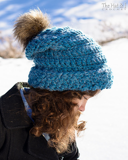 d3d796bf41f Ravelry  Snowmageddon Slouchy pattern by Marken of The Hat   I