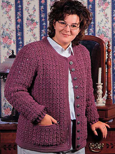 Ravelry New Beginnings Bulky Sweater Pattern By Agnes Russell