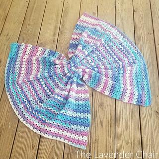 Berry Cupcake Blanket ...