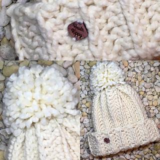 Ravelry  Chloe Olympic Snowboarding Hat pattern by Haute Kippy by ... 479577607c2