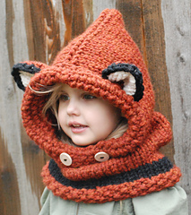 Ravelry  Failynn Fox Cowl pattern by Heidi May 17847ba39fc